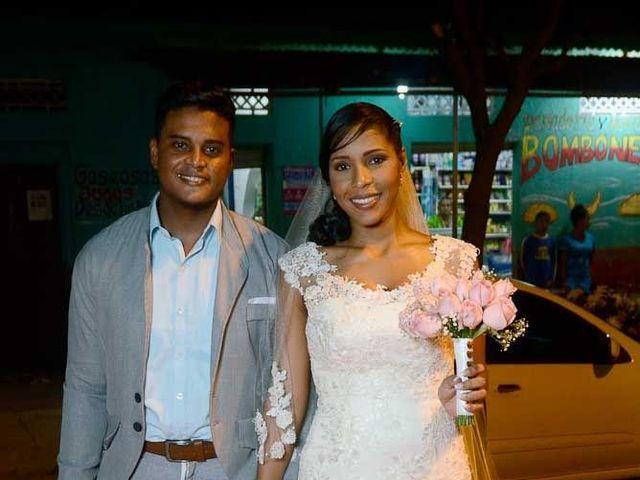 El matrimonio de Daniel y Edelsy en Santa Lucía, Atlántico 15