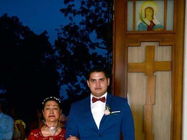 El matrimonio de Daniel y Edelsy en Santa Lucía, Atlántico 16