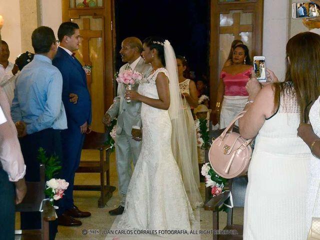 El matrimonio de Daniel y Edelsy en Santa Lucía, Atlántico 18