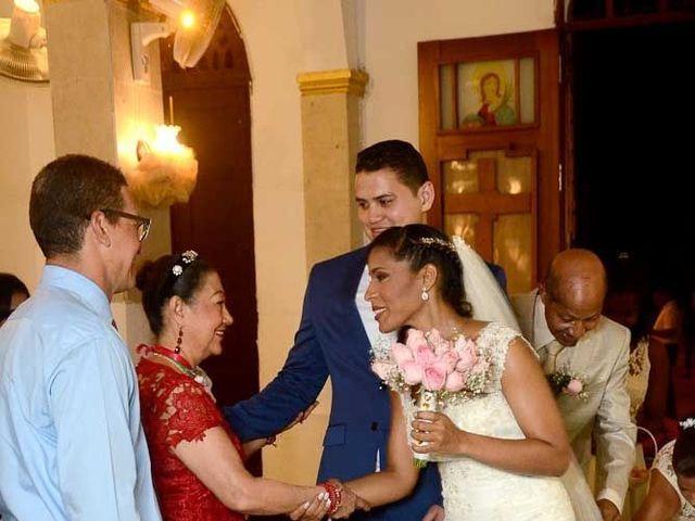 El matrimonio de Daniel y Edelsy en Santa Lucía, Atlántico 19