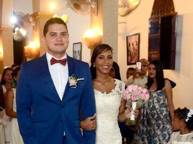 El matrimonio de Daniel y Edelsy en Santa Lucía, Atlántico 21