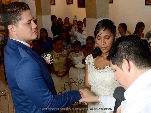 El matrimonio de Daniel y Edelsy en Santa Lucía, Atlántico 22