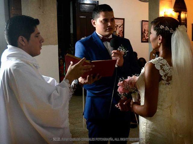 El matrimonio de Daniel y Edelsy en Santa Lucía, Atlántico 23