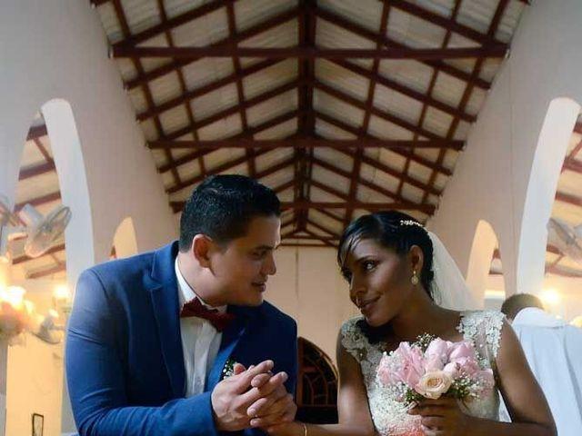 El matrimonio de Daniel y Edelsy en Santa Lucía, Atlántico 25