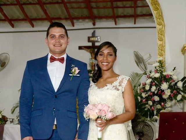 El matrimonio de Daniel y Edelsy en Santa Lucía, Atlántico 26