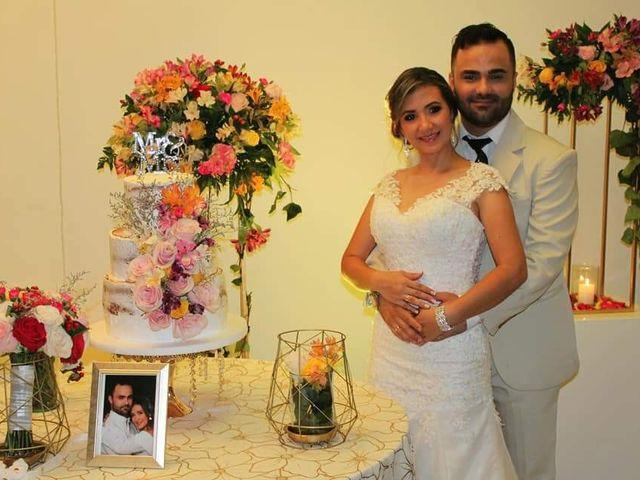 El matrimonio de Juddy  y Sebastián