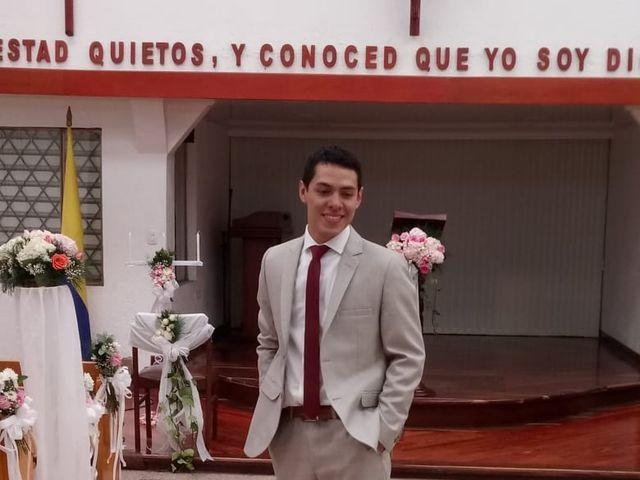 El matrimonio de Tatiana  y Jhon en Bogotá, Bogotá DC 4