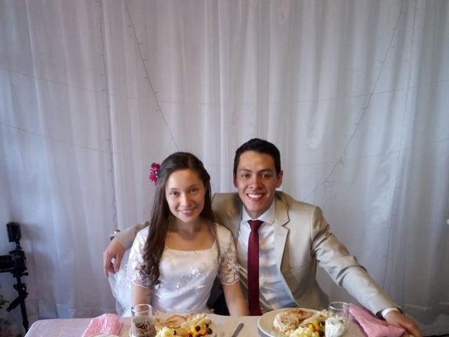 El matrimonio de Tatiana  y Jhon en Bogotá, Bogotá DC 5