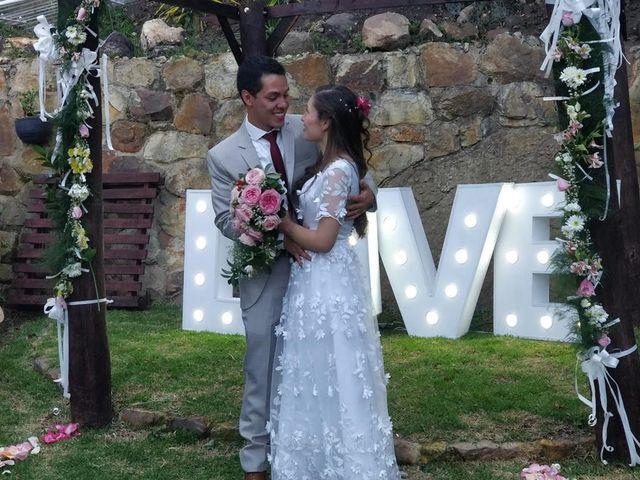 El matrimonio de Jhon y Tatiana
