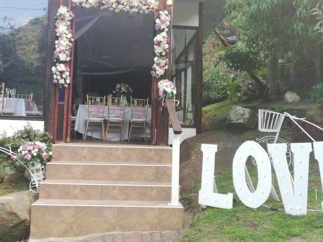 El matrimonio de Tatiana  y Jhon en Bogotá, Bogotá DC 11