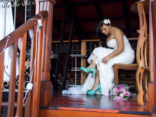 El matrimonio de Alejandro y Patricia en Santafé de Antioquia, Antioquia 4