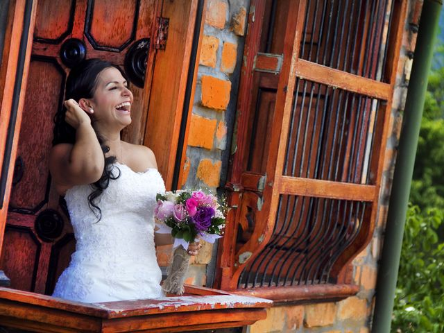 El matrimonio de Alejandro y Patricia en Santafé de Antioquia, Antioquia 7