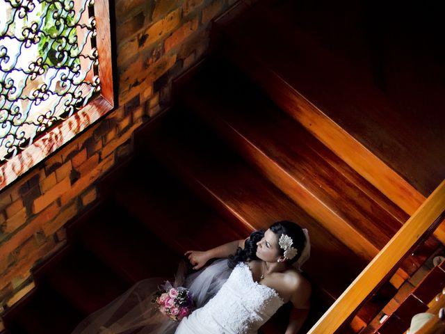 El matrimonio de Alejandro y Patricia en Santafé de Antioquia, Antioquia 9