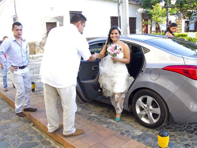 El matrimonio de Alejandro y Patricia en Santafé de Antioquia, Antioquia 15