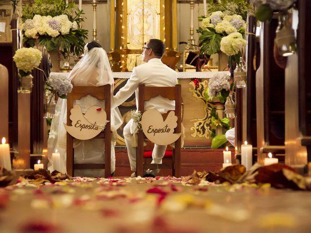 El matrimonio de Alejandro y Patricia en Santafé de Antioquia, Antioquia 16