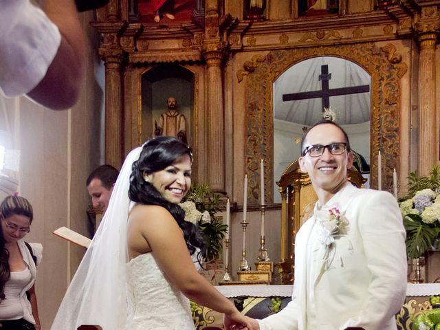 El matrimonio de Alejandro y Patricia en Santafé de Antioquia, Antioquia 17