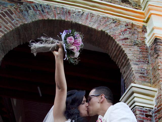 El matrimonio de Alejandro y Patricia en Santafé de Antioquia, Antioquia 18