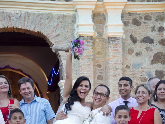 El matrimonio de Alejandro y Patricia en Santafé de Antioquia, Antioquia 19