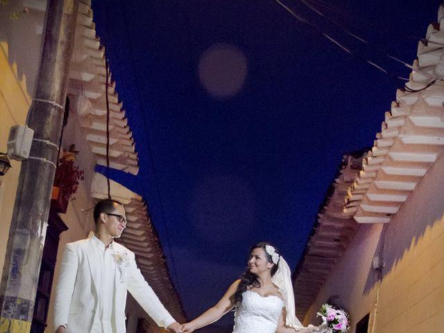 El matrimonio de Alejandro y Patricia en Santafé de Antioquia, Antioquia 21