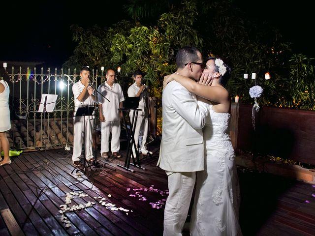 El matrimonio de Alejandro y Patricia en Santafé de Antioquia, Antioquia 24