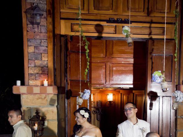 El matrimonio de Alejandro y Patricia en Santafé de Antioquia, Antioquia 23