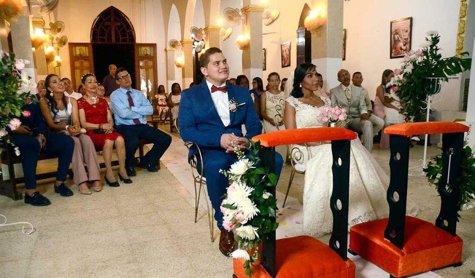 El matrimonio de Daniel y Edelsy en Santa Lucía, Atlántico