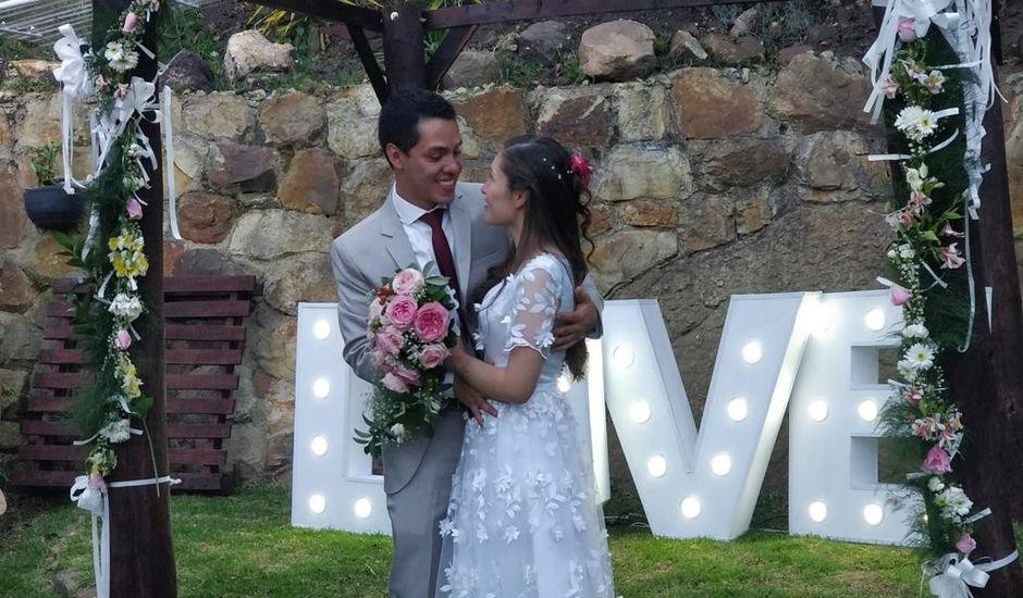 El matrimonio de Tatiana  y Jhon en Bogotá, Bogotá DC