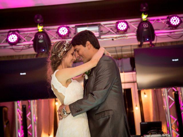 El matrimonio de Daniel y Maria Clara