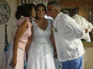 El matrimonio de Jenifer  y Eder 1