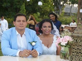 El matrimonio de Jenifer  y Eder