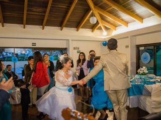 El matrimonio de Lina y Joaquín 1