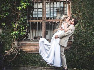 El matrimonio de María y Raúl