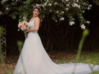 El matrimonio de Liz y David 1
