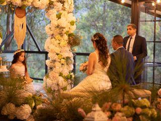 El matrimonio de Liz y David
