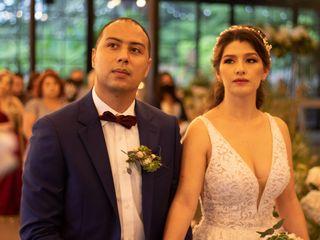 El matrimonio de Liz y David 3