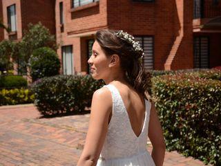 El matrimonio de Camila y Alberto 2