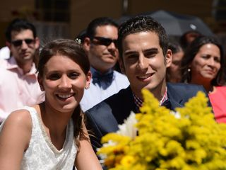 El matrimonio de Camila y Alberto