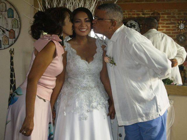 El matrimonio de Eder y Jenifer  en Santa Marta, Magdalena 3