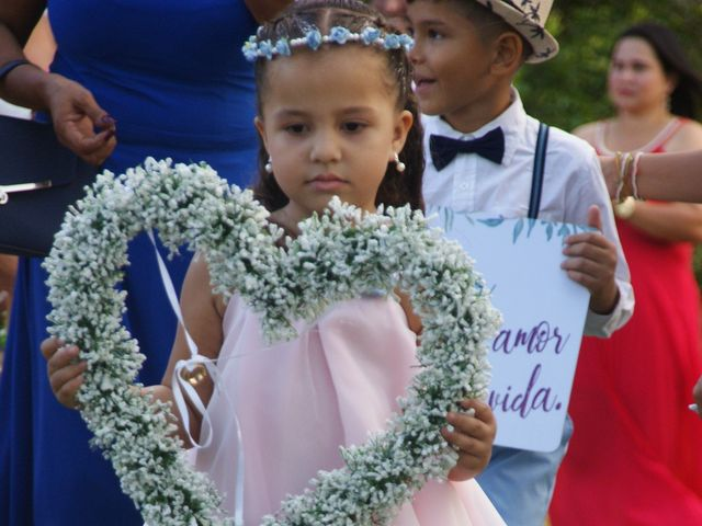 El matrimonio de Eder y Jenifer  en Santa Marta, Magdalena 8