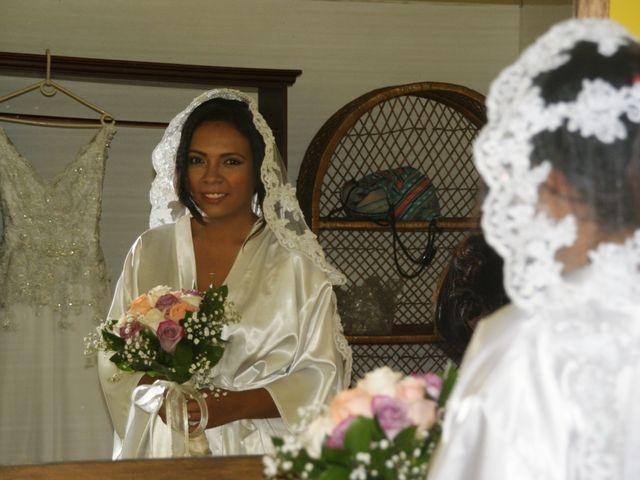 El matrimonio de Eder y Jenifer  en Santa Marta, Magdalena 13