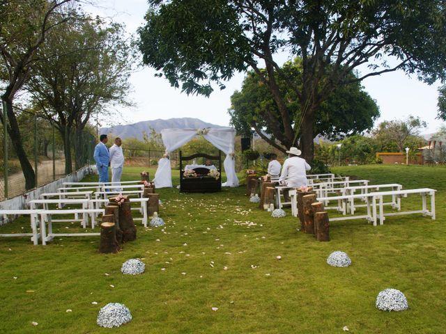 El matrimonio de Eder y Jenifer  en Santa Marta, Magdalena 19