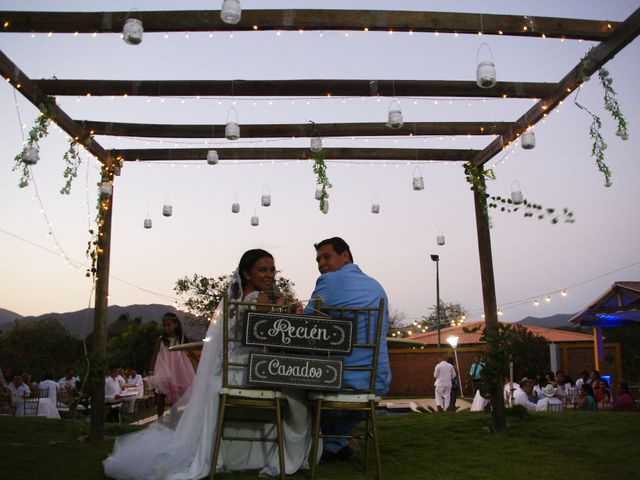 El matrimonio de Eder y Jenifer  en Santa Marta, Magdalena 25