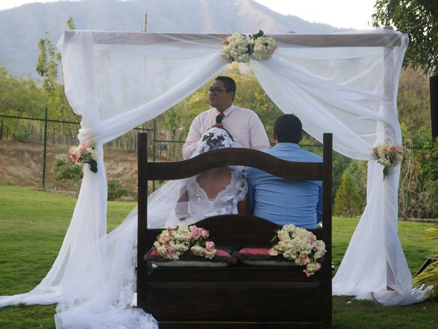 El matrimonio de Eder y Jenifer  en Santa Marta, Magdalena 27