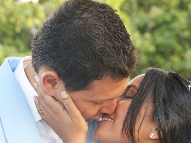 El matrimonio de Eder y Jenifer  en Santa Marta, Magdalena 28