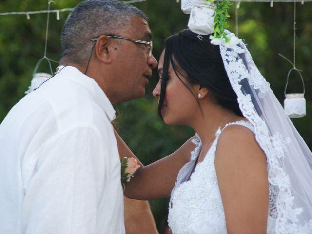 El matrimonio de Eder y Jenifer  en Santa Marta, Magdalena 30