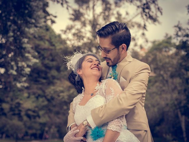 El matrimonio de Lina y Joaquín