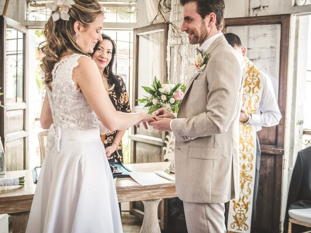 El matrimonio de Raúl y María en Cali, Valle del Cauca 26