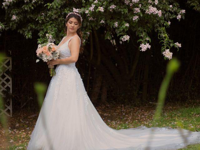 El matrimonio de David y Liz en Medellín, Antioquia 1