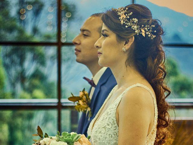 El matrimonio de David y Liz en Medellín, Antioquia 11