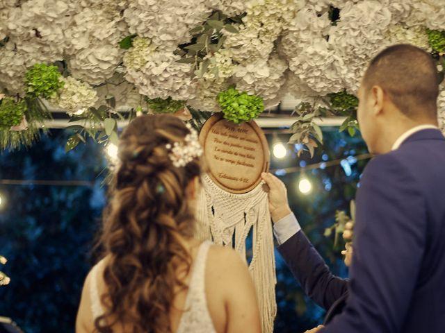 El matrimonio de David y Liz en Medellín, Antioquia 38